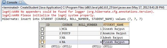 jax rs application configuration